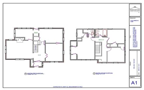 remodel floor plans wellesley ma addition design plan renovation and design