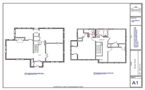 Bedroom And Bathroom Addition Floor Plans
