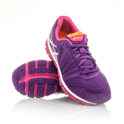 children s athletic shoes asics gel lyte33 2 gs running shoes purple