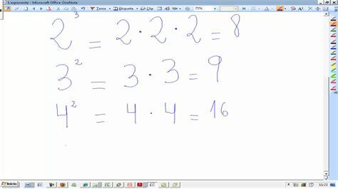 matemticas 3 primaria 8468012866 potencias basicas item 01 matematicas 6 186 primaria ainte youtube