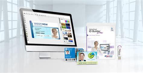 id card design software for mac alphacard blog id card software