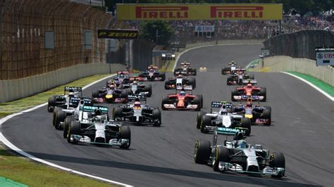 Brazil Grand Prix 2017 Live Stream: Brazil F1 UK times and