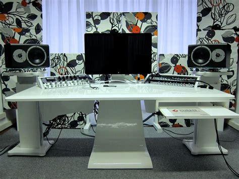white  white studio lookbook recording studio