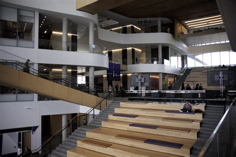 Usc Marshall Mba Waitlist by The Glorius New Kellogg Global Hub In Pictures Clear Admit