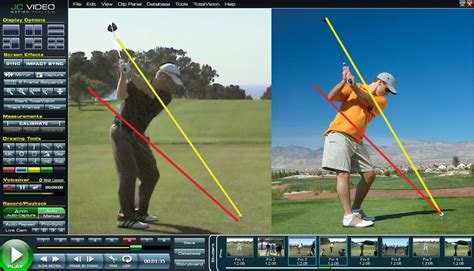 best golf swing camera the top 10 unique swings on tour today golfeneur