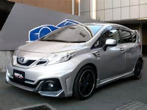 Nissan Tuner Impul Nissan Note Tuning Kit Car Tuning