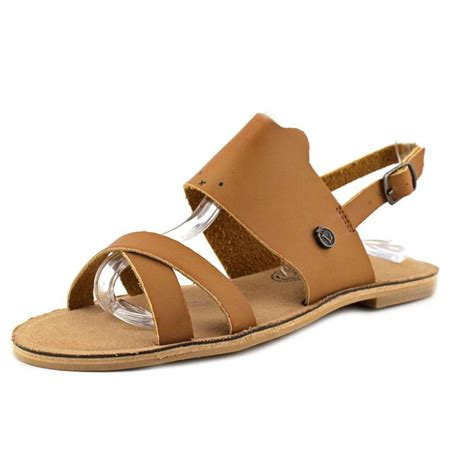 Wedges Loly loly in the sky cloe leather brown slingback sandal sandals