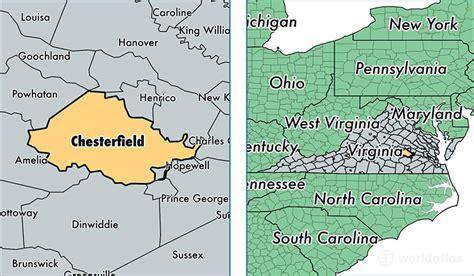 Detox Near Chesterfield County Va by Chesterfield County Virginia Map Of Chesterfield County