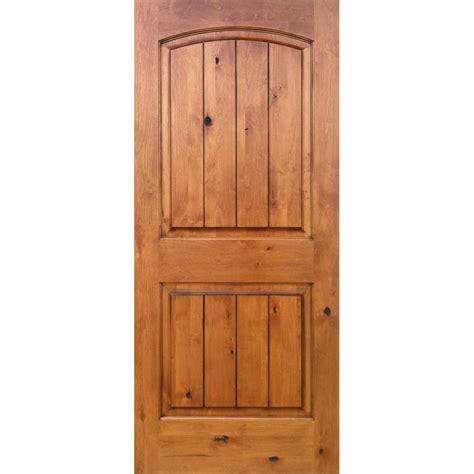 Krosswood Doors 24 In X Krosswood Doors 24 In X 80 In Knotty Alder 2 Panel Top