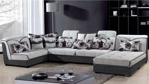 Fabric Living Room Sets 8328 Living Room Sofa Sets Fabric Soft Corner Sofa Sets In Living Room Sofas From Furniture On