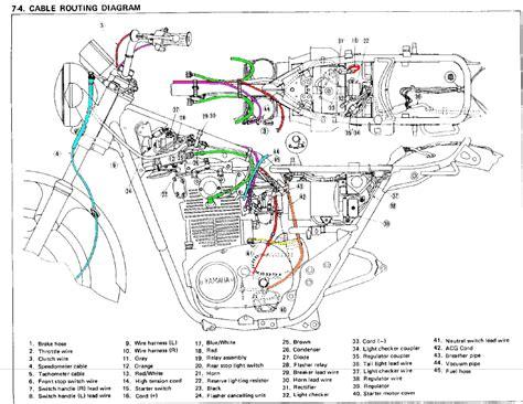 xs650 pma wiring diagram yz426f wiring diagram wiring