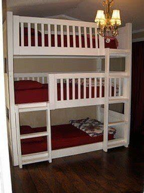 triple bunk beds  sale foter