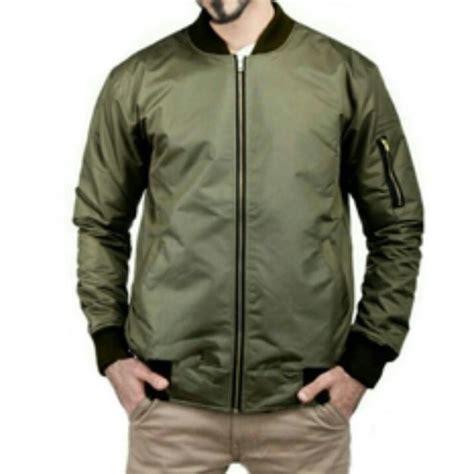 Harga Jaket Merek Bomber jaket bomber hijau army membeli jualan jaket