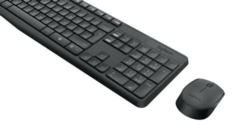 Keyboard Mouse Wireless Logitech keyboard and mouse logitech wireless combo mk235 slo