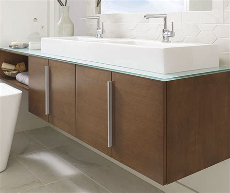 wall hung vanity cabinet omega cabinetry