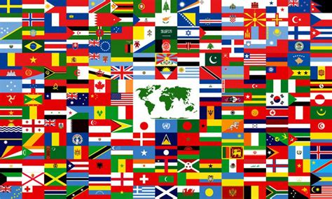 flags of the world how many how many countries are there