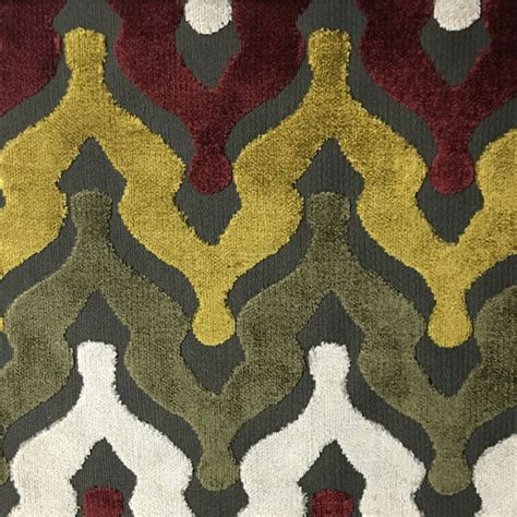 upholstery fabric indianapolis upholstery fabric leicester henna cut velvet home decor
