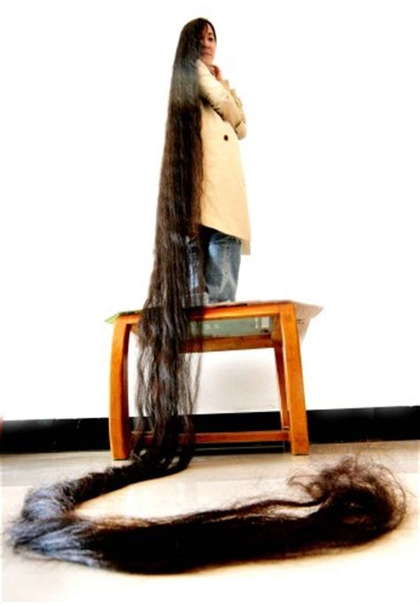 worlds longest pube hair world record longest human hair quality hair accessories