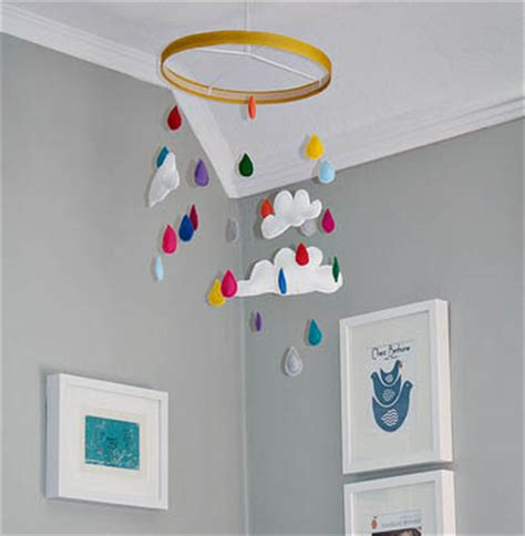 Little Boy Bedroom Decorating Ideas a fun adorable batch of diy baby mobiles