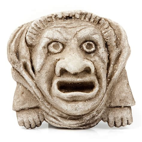 Home Decoration Online Shop by Grotesque Scream Wall Plaque Winchester Cathedral Shop