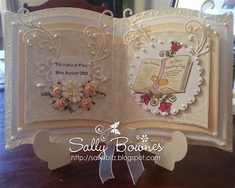 8 Cards To Send For A Wedding by Sallysbitz2 Wedding Card