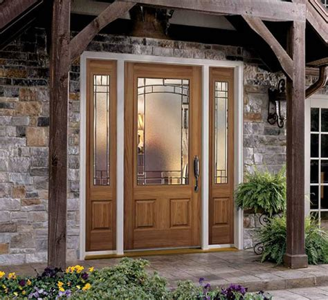 fiberglass entry door with glass fiberglass entry doors with glass images
