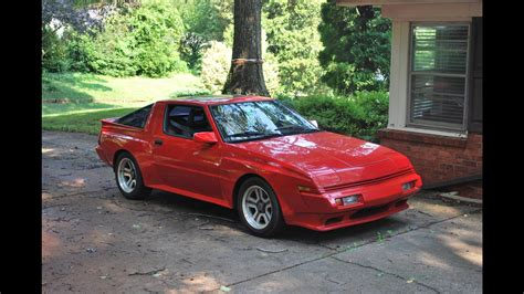 chrysler conquest dodge conquest pictures posters news and videos on