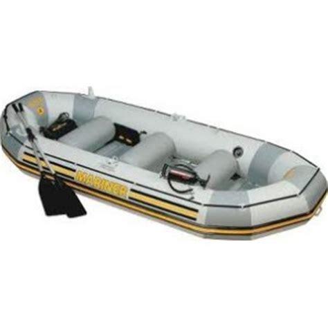Perahu Karet sell jual boat perahu karet intex mariner