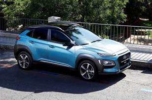 Hyundai Is 2018 Hyundai Kona Is Ready To Battle The Toyota C Hr The
