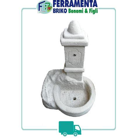 fontana da giardino in cemento fontana da giardino in cemento marmo pietra esterno 90 cm
