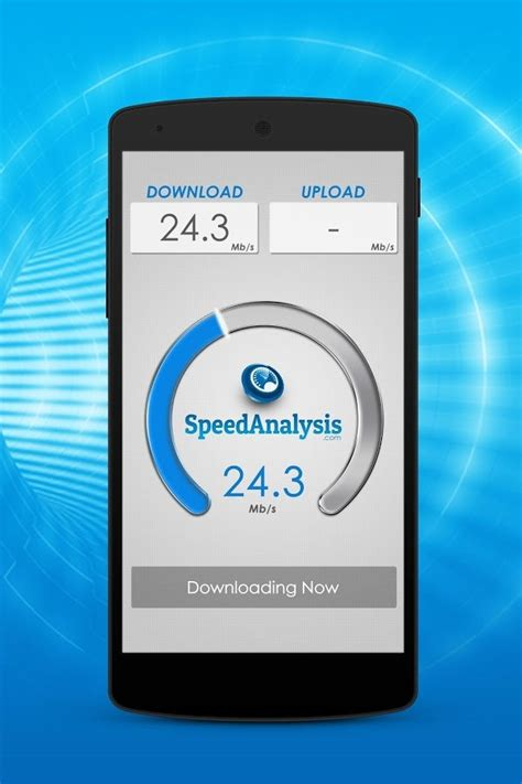speed test gratuito speedanalysis speed test