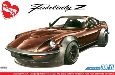 fairlady z custom 1 24 datsun 240z fairlady z s30 aero custom model
