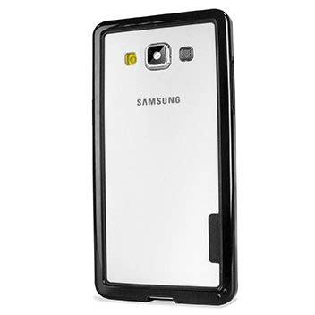 Samsung Galaxy A5 Bumper Colorfull Side And Back Stylish Series olixar flexiframe samsung galaxy a5 2015 bumper black