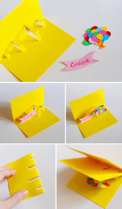 typewriter pop up card template c 243 mo hacer tarjetas 3d para toda ocasi 243 n