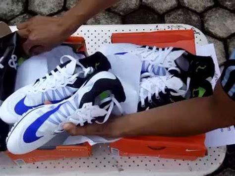 Sepatu Futsal Nike Zoom sepatu spikes nike zoom ja fly 2 white racer blue black 705373 100unboxing