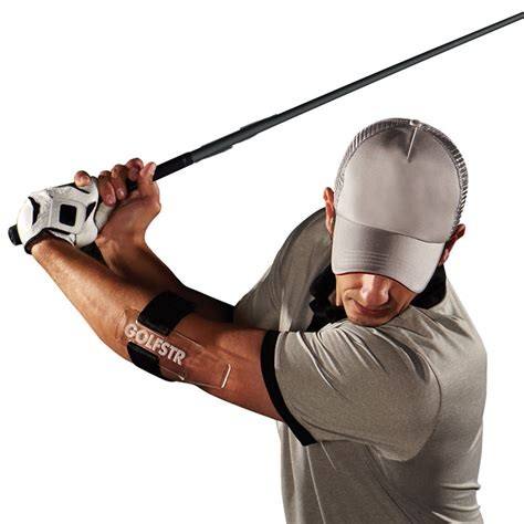 golf practice aids swing golfstr golf swing training aid at intheholegolf com