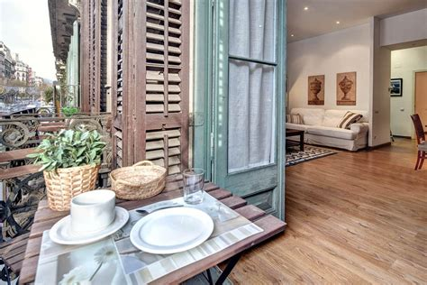 Appartments To Rent In Barcelona by Bruc Terrace Apartment In Barcelona Apartments In
