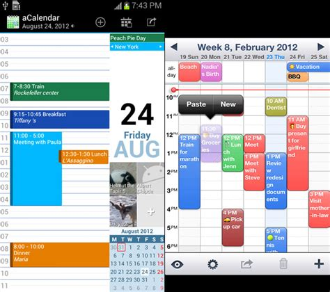 Schedule App App Guide Calendars And Scheduling Wired