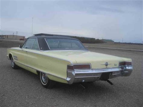 Chrysler 300 For Sale In by 1966 Chrysler 300 For Sale Classiccars Cc 867689