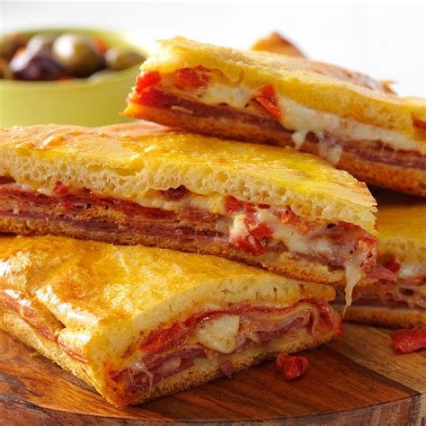 antipasto sandwiches recipe taste of home