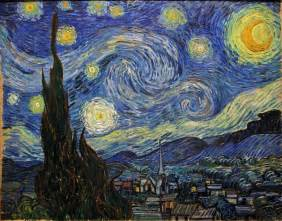 Starry Night Vincent Van Gogh Starry Night Images Amp Pictures Becuo