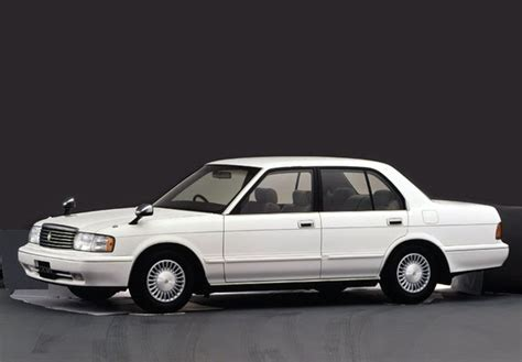 Toyota Crown Zero Toyota Crown 3 0 1991 Auto Images And Specification