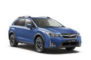 Subaru In Uk 2016 Subaru Xv Gains New Features In Uk Price Capped At 163