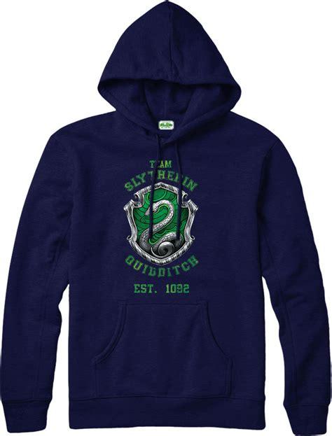 design team hoodie harry potter hoodie quidditch team slytherin hoodie