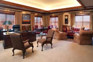 Executive office traditional home office minneapolis by