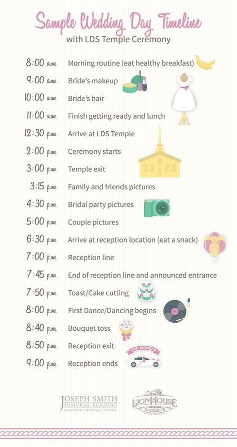 wedding day timeline schedule how to build your wedding day timeline wedding day