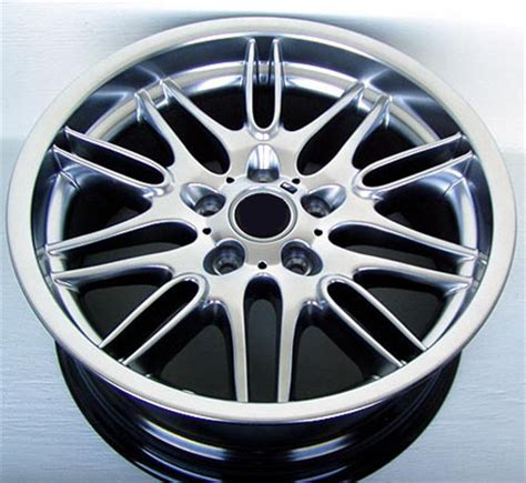 who knows how to get the paint code for the bmw hypersilver wheel color