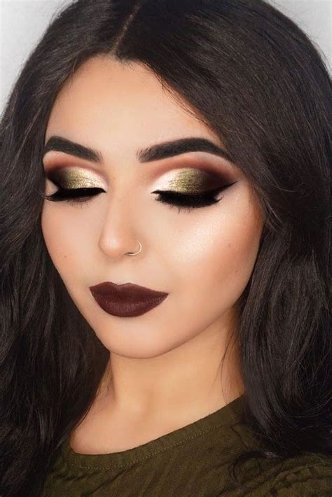 7 Dramatic Eyeshadow Looks For Winter by 17 Best Ideas About Makeup Looks On Winter