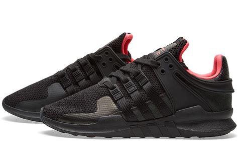 Adidas Eqt Adv 91 16 Solar Zebra adidas eqt support adv black turbo bb1300 sneakernews