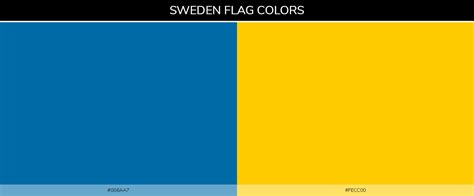 sweden flag colors color schemes of all country flags 187 187 schemecolor